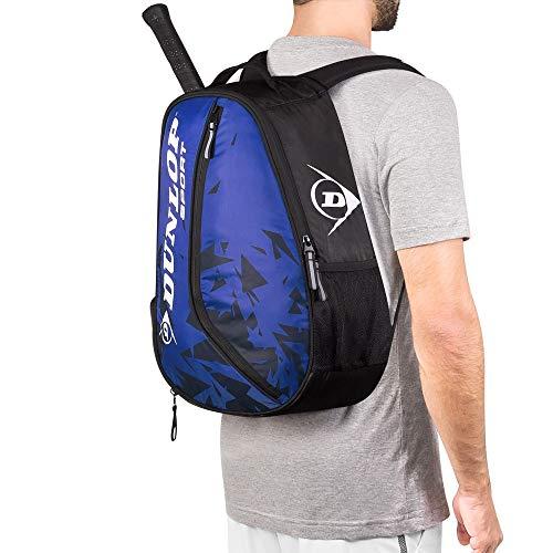 Mochila Dunlop Tour Preta e Azul