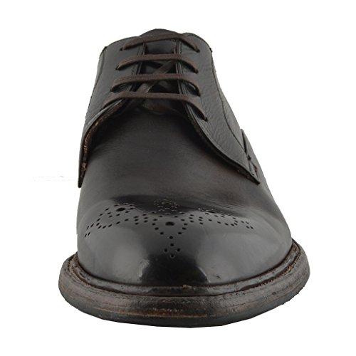 Dolce & Gabbana Manar Bruna Läder Oxfords Skor Brun