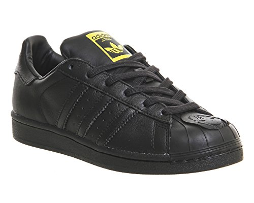 Adidas Superstar 1 Mr Fashion Shell Toe Damen Sneaker Schwarz