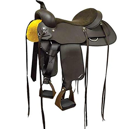 Wintec Full Quarter Horse Synthetic Saddle