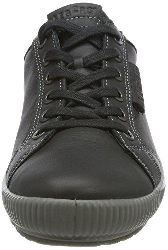 para Negro Mujer Zapatillas Tanaro 00 Legero 00 Schwarz 1gqv4x