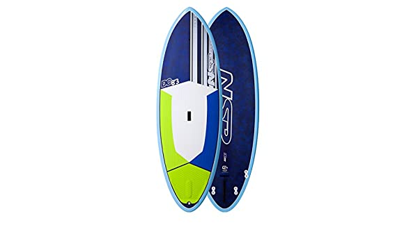 NSP DC Surf Wide Coco Stand Up Paddle Tabla de Surf 8 7