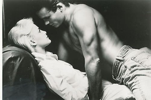 SHERILYN FENN/RICHARD TYSON/TWO MOON JUNCTION/8X10 COPY PHOTO - 2 Tysons Stores