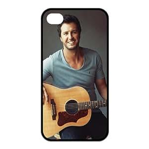 Custom Luke Bryan Cover Case for iPhone 4 4s EQP-1056