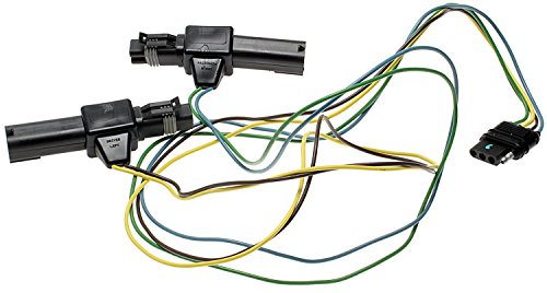 ACDelco TC169 Professional Inline to Trailer Wiring Harness Connector