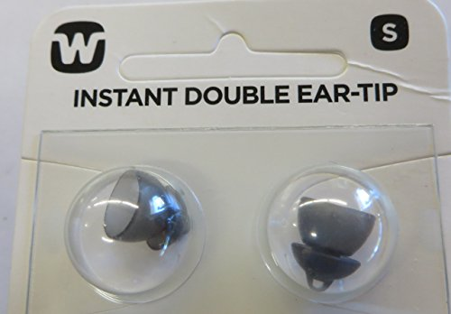 Widex EASYWEAR Instant Double Ear Tip, Size SMALL, used for sale  Delivered anywhere in USA