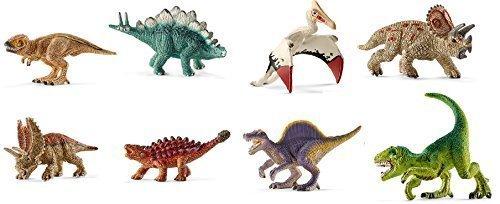 Schleich 77081 US Complete Mini Dino Set Toy Figure