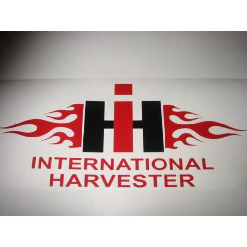 Farmall Wall Decals : International harvester logo stickers pixshark