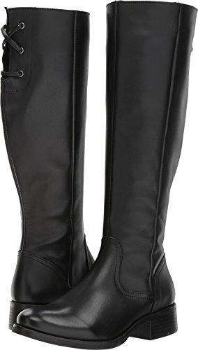 - Steve Madden Women's Lover Western Boot, Black Leather, 8.5 M US