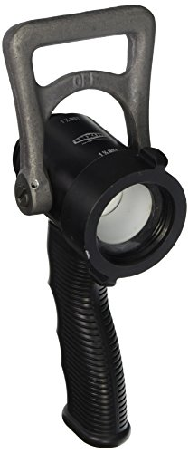 Dixon Valve FBSO150F-PG Cast Anodized Aluminum Forestry Grade Ball Shut-Off Nozzle with Pistol Grip, 1-1/2