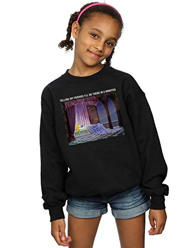 I'll Noir There Fille Be Addormentata Sweat Bella Disney In 5 shirt nvtBWUnx