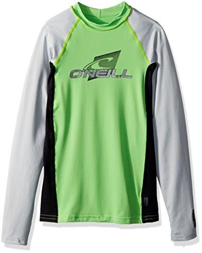 O'Neill Youth Premium Skins UPF 50+ Long Sleeve Rash Guard,