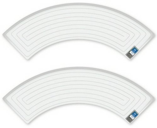 Pet Safe ScatMat 50 inches x 12 inches Curved Mat 2pk by PetSafe