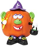 Paper Magic Group Mrs. Potato Head Witch Pumpkin Push-in