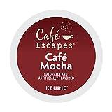 keurig cups cafe mocha - Cafe Escapes 6803 Cafe Escapes Mocha K-Cups, 24/box