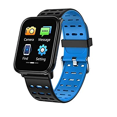 ZHLYQ Smart Wristband Smart Bracelet Fitness Tracker Heart Rate Monitor Pedometer Activity Monitor Consumer Estimated Price £36.80 -