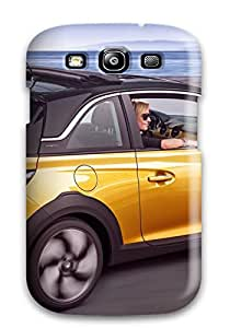 High-quality Durable Protection Case For Galaxy S3(2015 Vauxhall Adam Rocks Background )