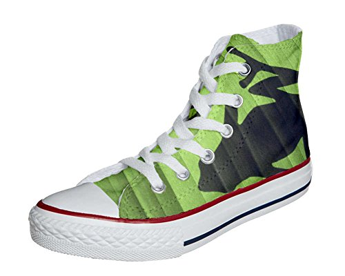 Converse All Star chaussures coutume mixte adulte (produit artisanal) Rana Converse