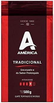Café Torrado e Moído America Tradicional