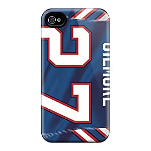 Shockproof Cell-phone Hard Cover For Iphone 6 (cEM19761scIZ) Unique Design Colorful Buffalo Bills Pictures