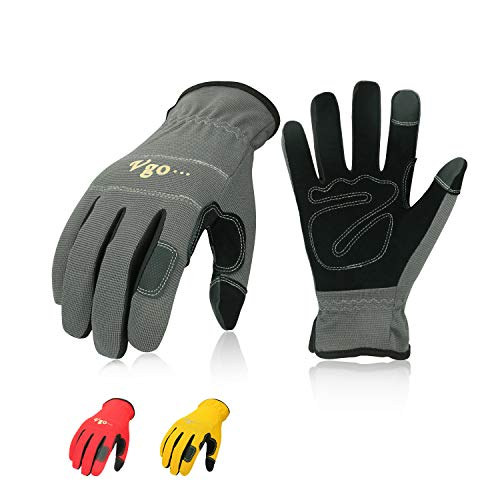 Vgo 3-Pairs Synthetic Leather
