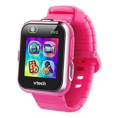 VTech KidiZoom Smartwatch DX2, Pink