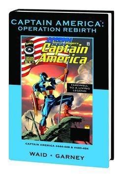 Download Captain America Operation Rebirth Premiere HC DM Var Ed 62 pdf