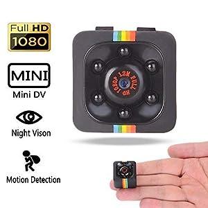 NFITECH Mini Hidden Camera for Indoor and Outdoor