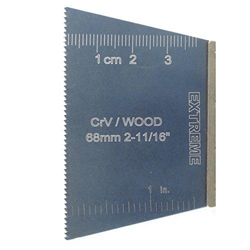 25 x SabreCut SCK25A Premium OMT Mix Blades for Fein SuperCut and Festool Vecturo Oscillating Multitool Multi Tool Accessories TopsTools