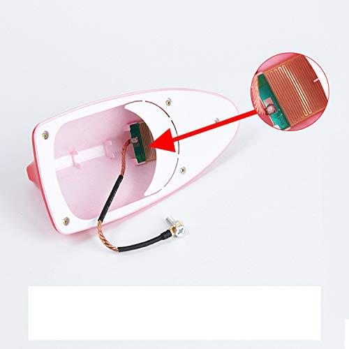 Modification des antennes SUV de Toit Murano et Coups Pied antennes de Signal Radio pour Nissan X Trail,Qashqai,Pathfinder,Rogue Antenne daileron de Requin de Voiture antennes de d/écoration