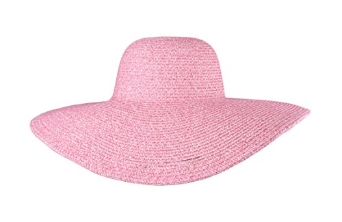 Fashionable Pink Womens Hat - 1