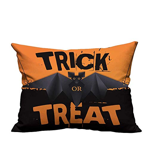 YouXianHome Household Pillowcase Hanging Origami bat and Trick