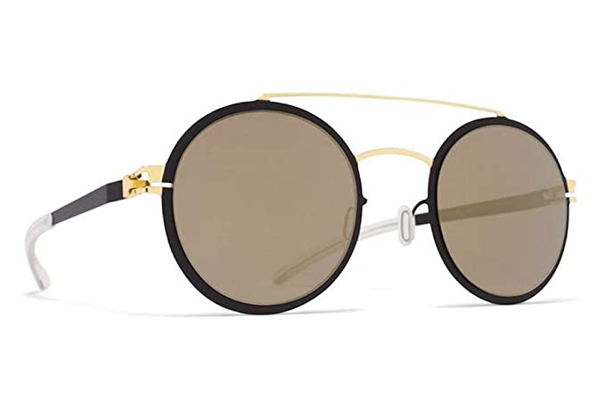 Gafas de Sol Mykita Lupita Gold Terra/Brilliant Grey Gold ...