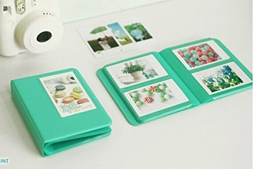 CLOVER Candy Color Macaron Fuji Instax Mini Book Album For instax mini7s 8 25 50s Films