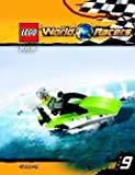 LEGO World Racers Set #30031 Powerboat