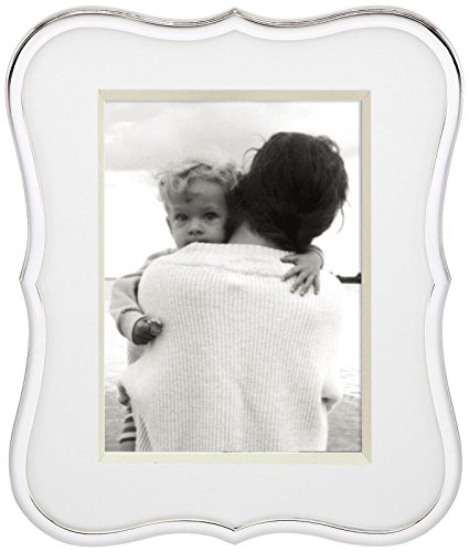 Kate Spade New York Crown Point Silver-Plate Picture Frame, 5