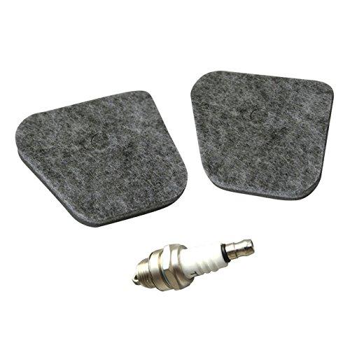 Spark Plug&Air Filter For Stihl FS90 FS110 FS130 Or Stihl Kombi Engine KM90R KM130R -  JL JIANGLI LEGEND, WZBD2166