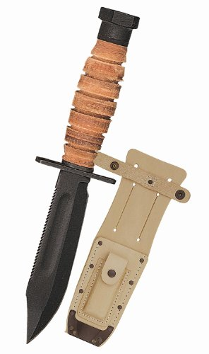 Rothco G.I. Pilots Survival Knife, Outdoor Stuffs