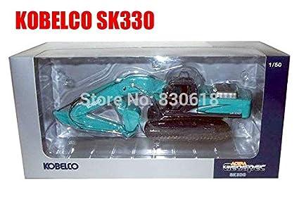 Buy Generic KOBELCO Diecast Model 1:50 SK330 Hydraulic