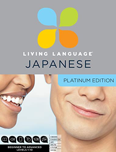 living language platinum japanese - 1