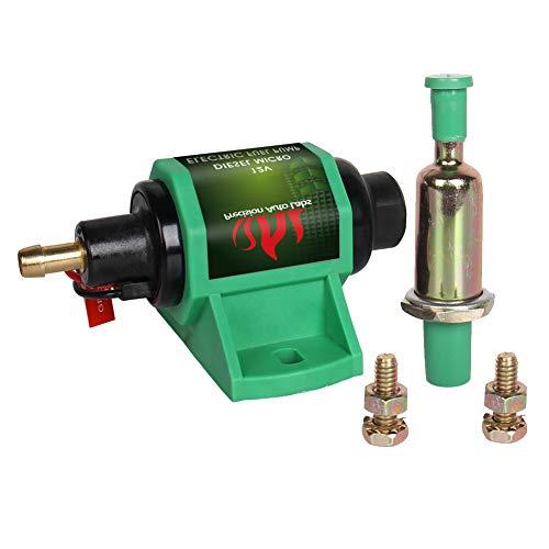 Universal 12D Electric Fuel Pump, 12 V 5/16