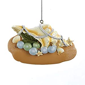 41Co%2Bsw5XOL._SS300_ 100+ Best Seashell Christmas Ornaments