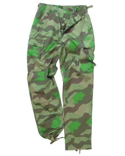 Mil-Tec - Pantalon -  Homme -  - Splinter Camouflage - moyen