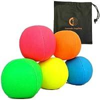 5 x Pro UV Smoothie Juggling Balls &