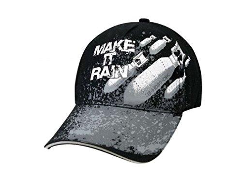 US Army USAF Marines Navy Make It Rain Bombs Military Baseball Hat (Sports Related Halloween Costume Ideas)