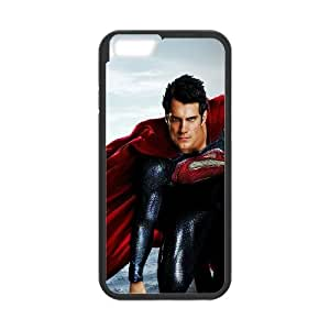 iPhone 6 Plus 5.5 Inch Cell Phone Case Black Man Of Steel Henry Cavill FXS_623330