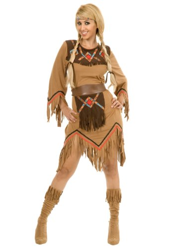 Chara (Sacajawea Indian Costume)
