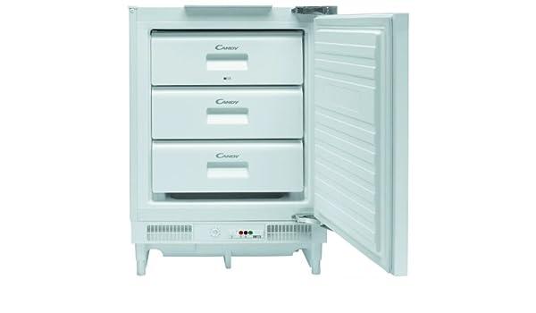 Candy CFU 135 E Vertical 102L A+ Blanco - Congelador (Vertical ...