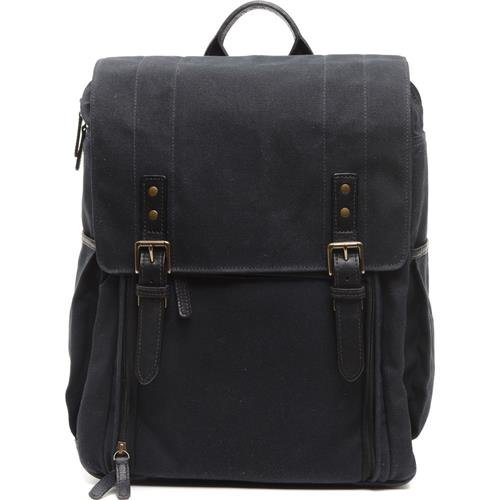 ONA Canvas Camps Bay Backpack (Black) ()