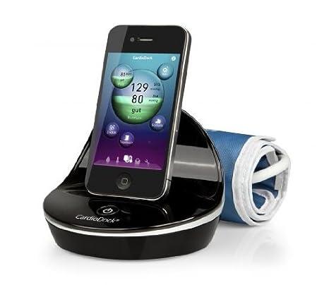 Medisana Cardiodock 2 - Módulo para la medición de la tensión para iPhone, iPad o iPod Touch